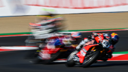 Michael Ruben Rinaldi, Aruba.it Racing - Ducati, Magny-Cours Tissot Superpole RACE