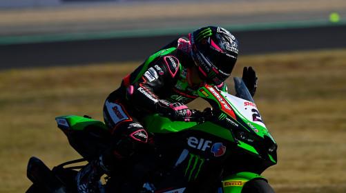 Alex Lowes, Kawasaki Racing Team WorldSBK, MAgny-Cours SPR