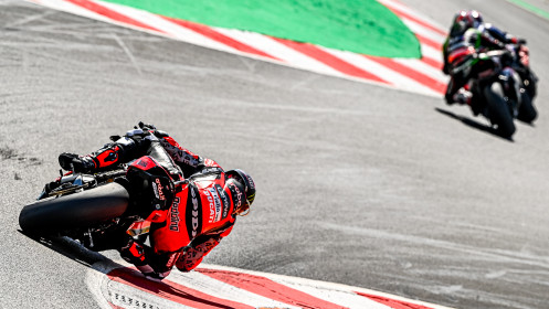 Scott Redding, Aruba.it Racing - Ducati, Magny-Cours RACE 2