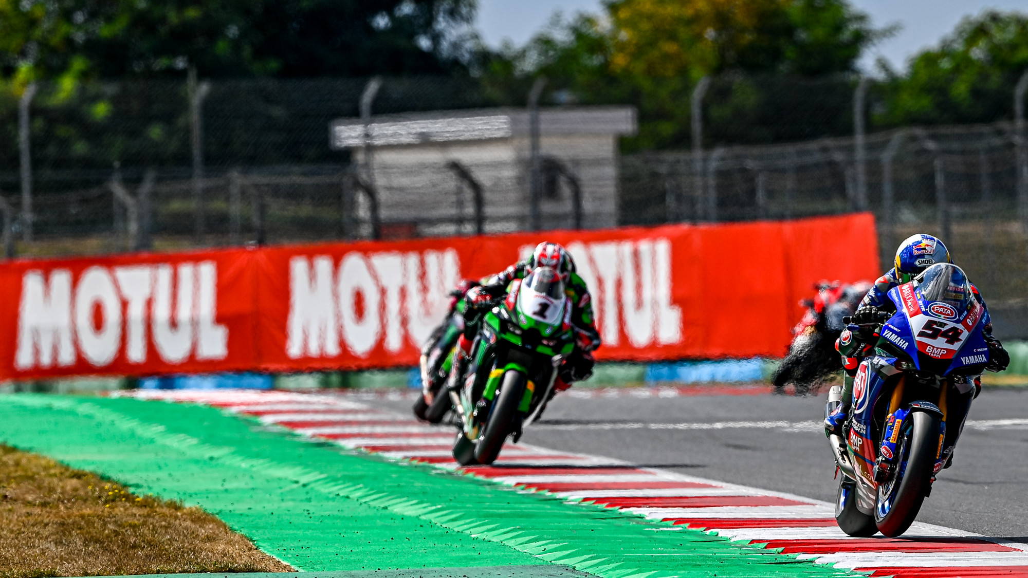 WorldSBK partners with Eclat Media Group across Asia