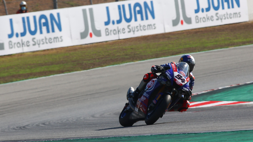 Toprak Razgatlioglu, Pata Yamaha with Brixx WorldSBK, Catalunya FP1