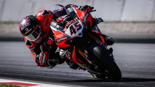 Scott Redding, Aruba.it Racing - Ducati, Catalunya FP2