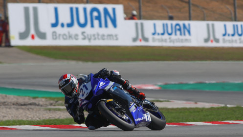 Randy Krummenacher, CM Racing, Catalunya FP1