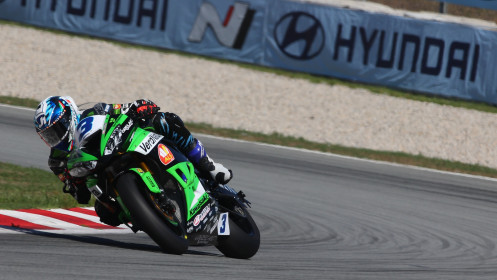 Raffaele De Rosa, Orelac Racing VerdNatura, Catalunya FP1