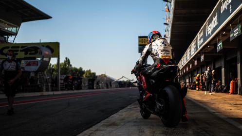 Tom Sykes, BMW Motorrad WorldSBK Team, Catalunya FP2