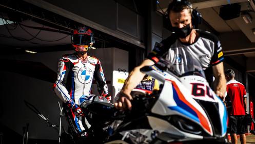 Michael van der Mark, BMW Motorrad WorldSBK Team, Catalunya FP2