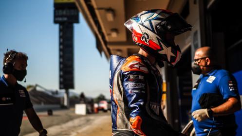 Garret Gerloff, GRT Yamaha WorldSBK Team, Catalunya FP2