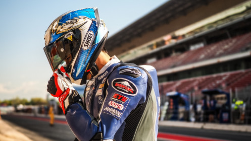 Kohta Nozane, GRT Yamaha WorldSBK Team, Catalunya FP2