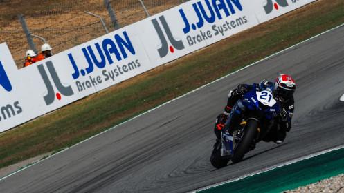 Randy Krummenacher, CM Racing, Catalunya FP2