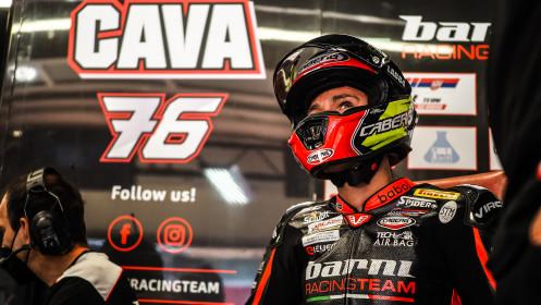 Samuele Cavalieri, Barni Racing Team, Catalunya FP2
