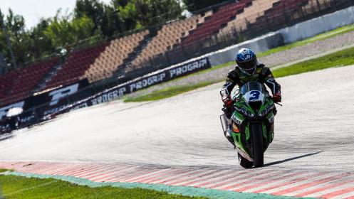 Raffaele De Rosa, Orelac Racing VerdNatura, Catalunya FP2