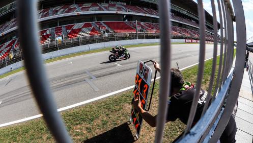 Jonathan Rea, Kawasaki Racing Team WorldSBK, Catalunya FP2