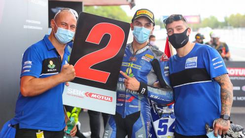 Bahattin Sofuoglu, Biblion Yamaha Motoxracing, Catalunya RACE 1