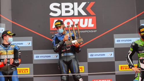 Randy Krummenacher, CM Racing, Catalunya RACE 1