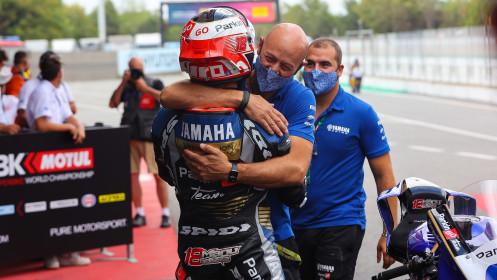 Manuel Gonzalez, Yamaha ParkinGo Team, Catalunya RACE 1