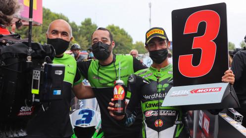 Raffaele de Rosa, Orelac Racing VerdNatura, Catalunya RACE 1