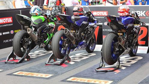 WorldSSP, Catalunya RACE 1