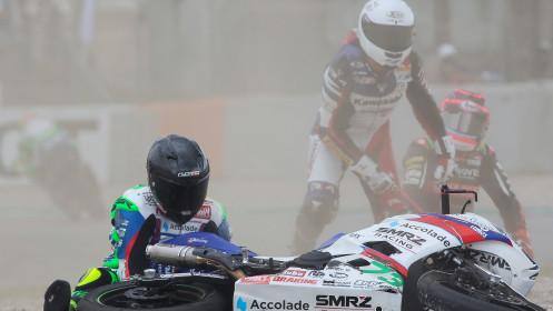 Jose Luis Perez Gonzalez, Accolade Smrz Racing, Catalunya RACE 1