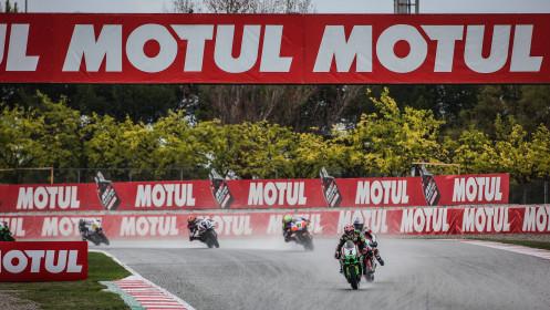 Jonathan Rea, Kawasaki Racing Team WorldSBK, Catalunya RACE 1