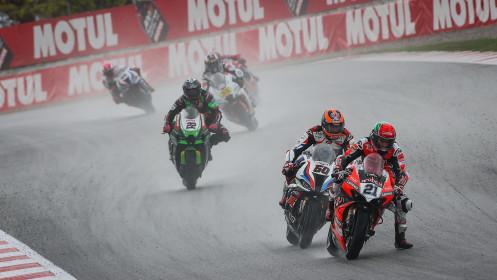 Michael Ruben Rinaldi, Aruba.it Racing - Ducati, Catalunya RACE 1
