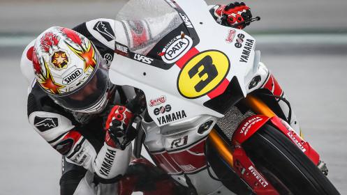 Kohta Nozane, GRT Yamaha WorldSBK Team, Catalunya RACE 1