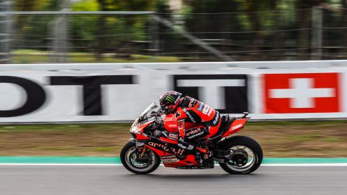 Scott Redding, Aruba.it Racing - Ducati, Catalunya FP3