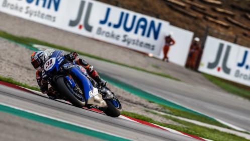 Garrett Gerloff, GRT Yamaha, Catalunya FP3