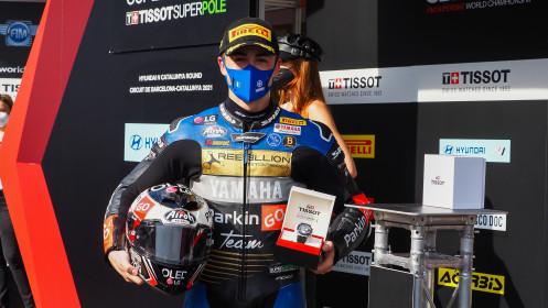 Manuel Gonzalez, Yamaha ParkinGo Team, Catalunya Tissot Superpole