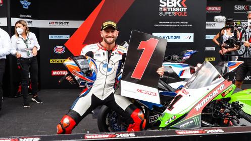 Tom Sykes, BMW Motorrad WorldSBK Team, Catalunta Tissot Superpole