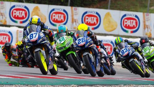 Ton Kawakami, AD78 Team Brasil by MS Racing, Catalunya RACE 1