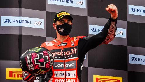 Scott Redding, Aruba.it Racing - Ducati, Catalunya RACE 1