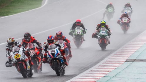 WorldSBK, Catalunya RACE 1