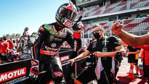 Jonathan Rea, Kawasaki Racing Team WorldSBK, Catalunya Tissot Superpole RACE