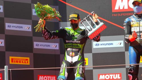 Raffaele de Rosa, Orelac Racing VerdNatura, Catalunya RACE 2