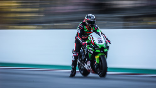 Alex Lowes, Kawasaki Racing Team WorldSBK, Catalunya Tissot Superpole RACE