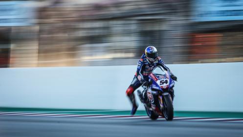 Toprak Razgatlioglu, Pata Yamaha with Brixx WorldSBK, Catalunya Tissot Superpole RACE