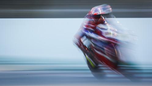 Alvaro Bautista, Team HRC, Catalunya Tissot Superpole RACE