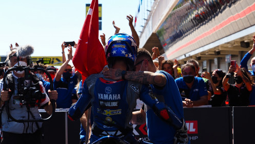 Bahattin Sofuoglu, Biblion Yamaha Motoxracing, Catalunya RACE 2