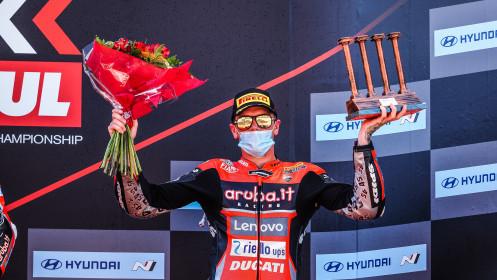 Scott Redding, Aruba.it Racing - Ducati, Catalunya RACE 2