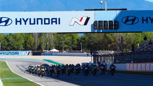 WorldSSP, Catalunya RACE 2