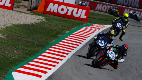 Marcel Brenner, VFT Racing, Catalunya RACE 2