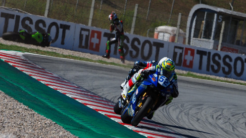 Patrick Hobelsberger, Bonovo MGM Racing, Catalunya RACE 2