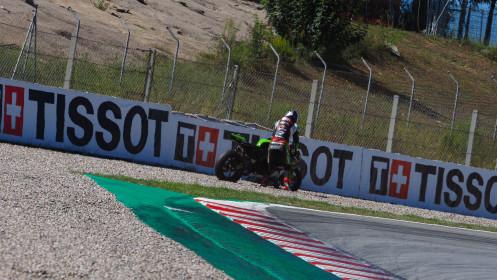 Can Alexander Oncu, Kawasaki Puccetti Racing, Catalunya RACE 2