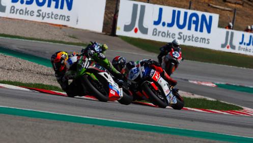 Philipp Oettl, Kawasaki Puccetti Racing, Catalunya RACE 2