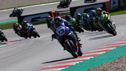 Alvaro Diaz Cebrian, Arco-Motor University Team, Catalunya RACE 2