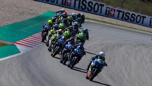 Samuel Di Sora, Leader Team Flembbo, Catalunya RACE 2