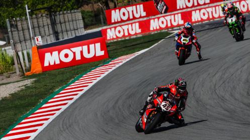 Scott Redding, Aruba.it Racing - Ducati, Caralunya RACE 2