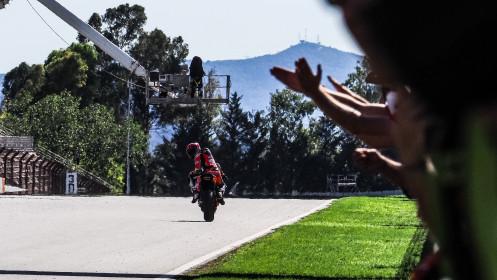 Michael Ruben Rinaldi, Aruba.it Racing - Ducati, Catalunya RACE 2