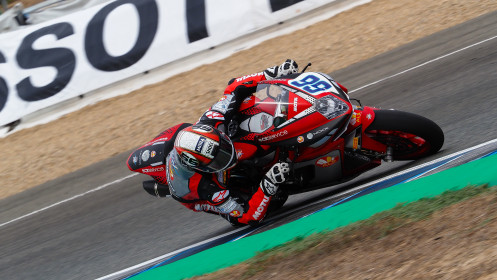 Niki Tuuli, MV Agusta Corse Clienti, Jerez FP2