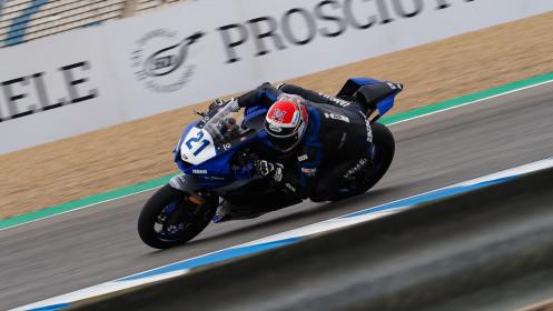 Randy Krummenacher, CM Racing, Jerez FP2